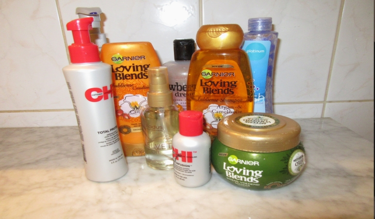 My Hairproducts